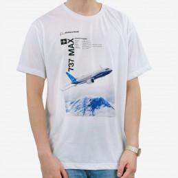 Tričko 737 MAX Endeavors