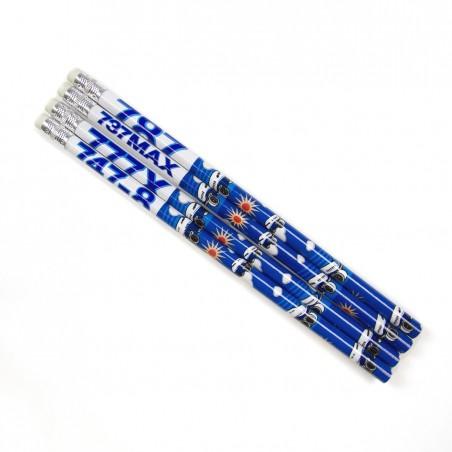 sada tužek Boeing Pudgy Pencil Pack