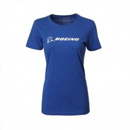 Dámské tričko Boeing Logo...