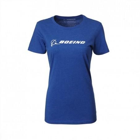 Dámské tričko Boeing Logo Favorite Ladies Tee