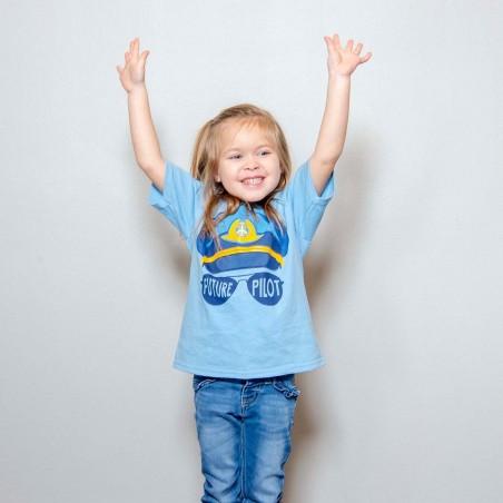 Dětské tričko Boeing Future Pilot