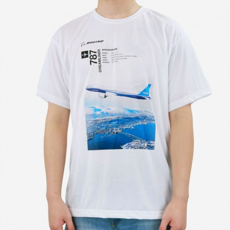 Tričko 787 Endeavors