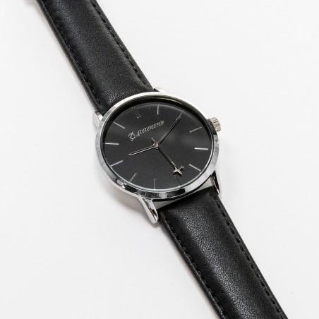 Pánské hodinky Boeing Silver Airplane Watch