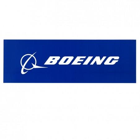 Samolepka Boeing Blue Signature