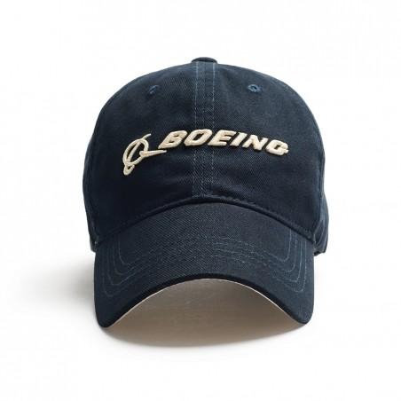 Čepice Boeing 3D Logo Red Canoe