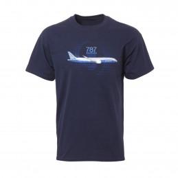 Tričko 787 Dreamliner...