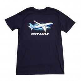 Tričko Boeing 737 Max...