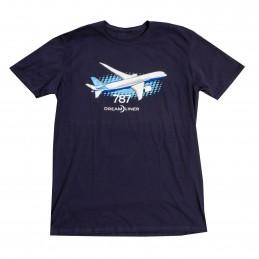 Tričko Boeing 787...