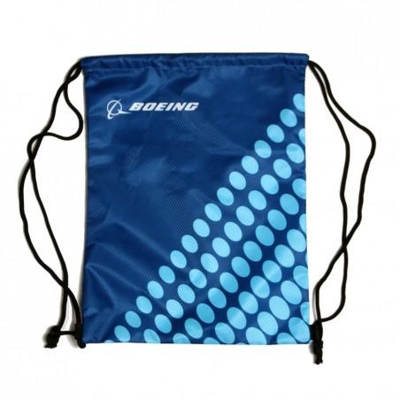 Sportovní vak Boeing Commercial Pattern Cinch Bag