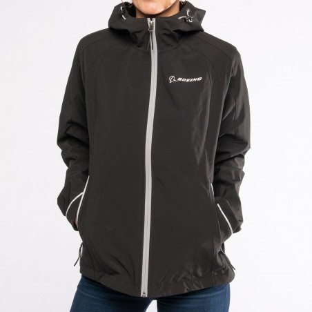 Dámská bunda Boeing Light Softshell Jacket