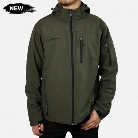 Pánská bunda Boeing Softshell Jacket