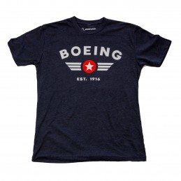 Tričko Boeing Established...