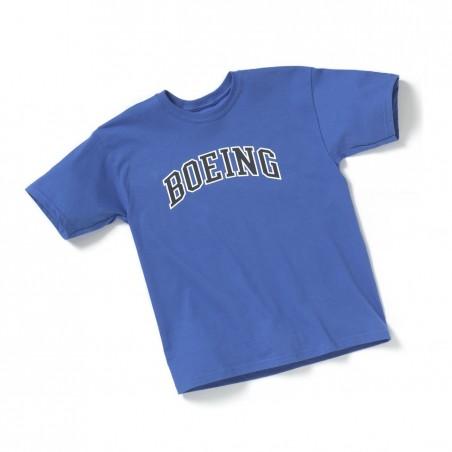 Dětské tričko Boeing Varsity
