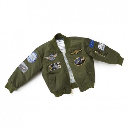 Dětská bunda Boeing Green Flight Jacket