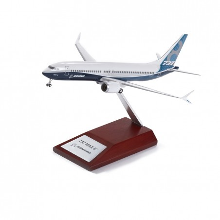 Model Boeing 737 MAX 8, plast, 1:200