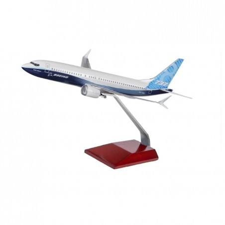 Model Boeing 737 MAX 8, plast 1:200 Unified