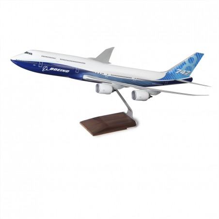 Model Boeing 747-8IC Intercontinental, plast, 1:200 Unified