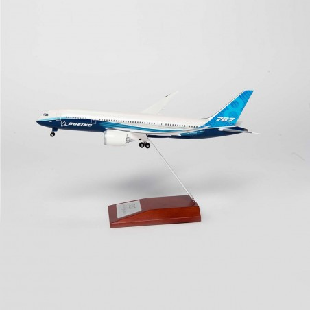 Model Boeing 787-8, plast, 1:200 Unified
