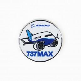 Odznak Boeing 737 MAX