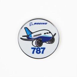 Odznak Boeing 787