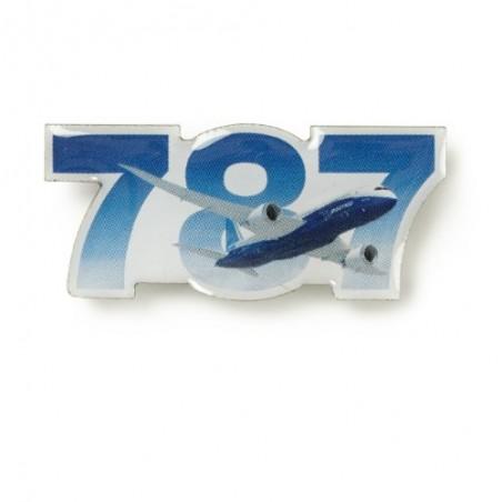 Odznak 787 Dreamliner Sky