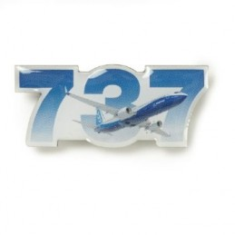 Odznak 737 Sky