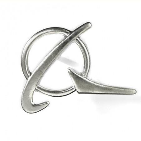 Odznak Boeing Symbol stříbrný