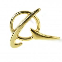 Odznak Boeing Symbol zlatý