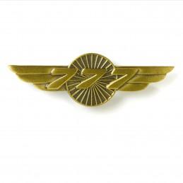 Odznak - křídla Boeing 777