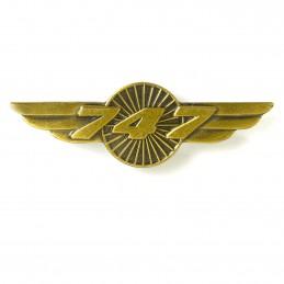 Odznak křídla Boeing 747
