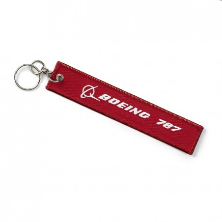 Klíčenka Boeing Remove Before Flight 787